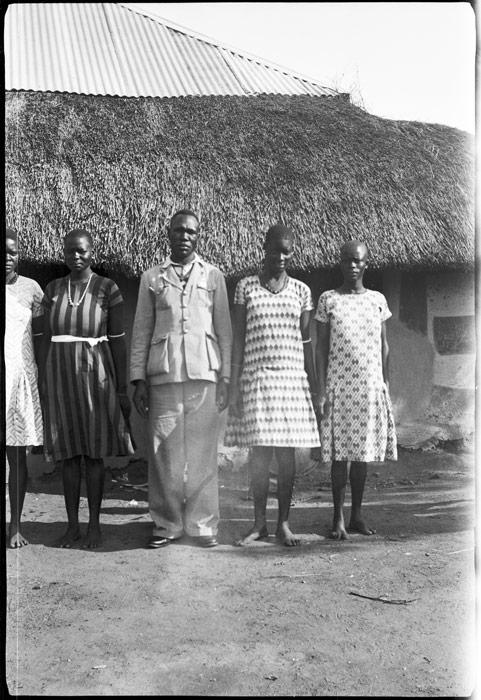 The Mikayi Senior Wife – Macleki on